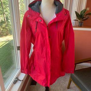Columbia Sportswear Omni-Shield raincoat